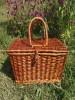 Wicker Picnic basket Storage basket(#2053) - getkraft.com