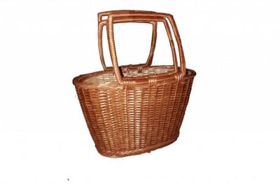 Wicker Shopping Bag(#2071)-gallery-0