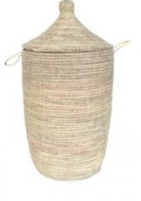 Sabai Grass Moonj Grass Storage Basket(#2076)-gallery-0