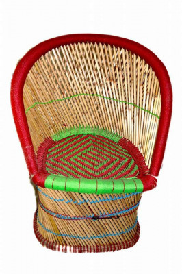 SabaiMoonj Grass Single chair multi-color(#2077)-gallery-0