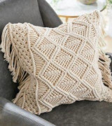 Macrame cushion cover Style 2 (Pack of 5)(#2081) - getkraft.com