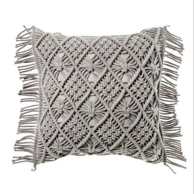 Macrame cushion cover Style 4( Pack of 5)(#2084)-gallery-0