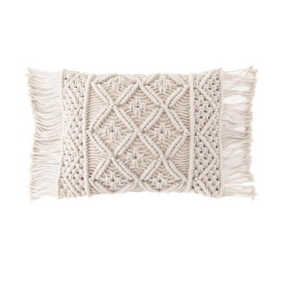 Macrame cushion cover Style 18( Pack of 5)(#2105)-gallery-0