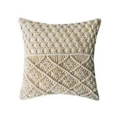 Macrame cushion cover Style 26( Pack of 5)(#2113)-gallery-0