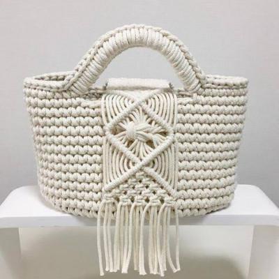 Macrame Ladies Bag Style 3(#2117)-gallery-0