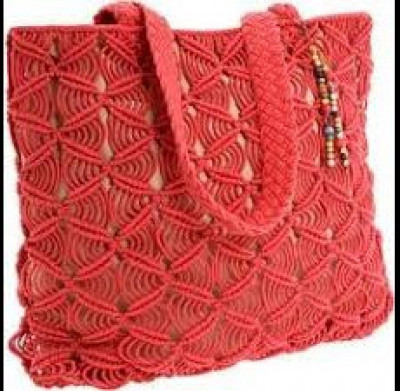Macrame Ladies Bag Style 13(#2124)-gallery-0