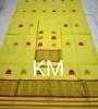 AC Cotton Handmade Chador Mekhela Style 2(#2129) - Getkraft.com