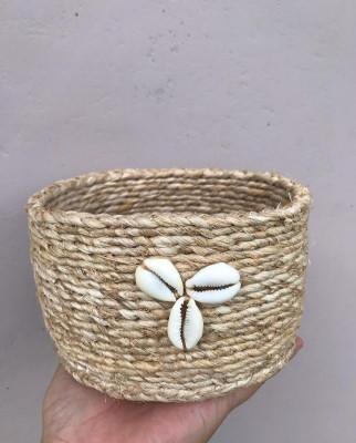 Banana fiber planter Style 7(#2175)-gallery-0