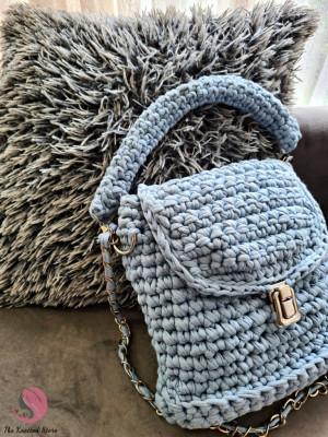 Crossbody crochet bag(#2204)-gallery-0
