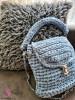 Crossbody crochet bag(#2204) - Getkraft.com