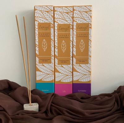 Esscent Incense Sticks ( Jasmine lily and lavender)(#2207)-gallery-0