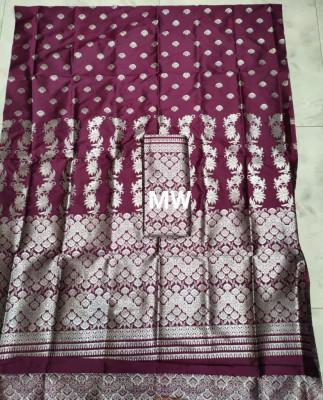 Mix Paat Mekhela Chador D41(#2232)-gallery-0