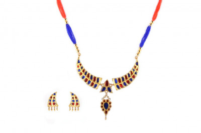 Assamese Traditional Designer Jewellery Dhansira by Doogdoogi(#225)-gallery-0