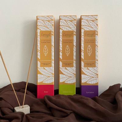 Esscent Incense Sticks( Rose Lemongrass and Lavender)(#2250)-gallery-0