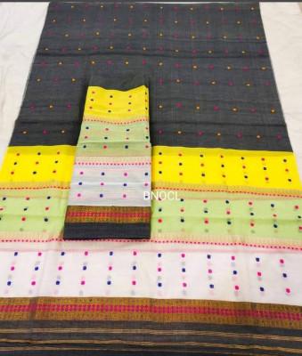 AC Cotton Assamese Mekhela Chador Style 115(#2256)-gallery-0