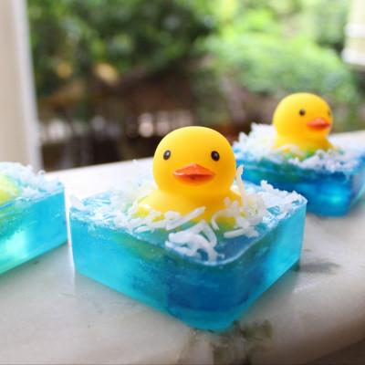 Duck Spa Glycerin Soap(#2276)-gallery-0