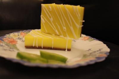 Lemon Pie Shea Butter Soap(#2279)-gallery-0