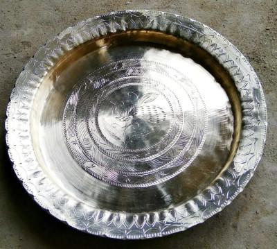 Bell Metal Plate(#2303)-gallery-0