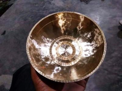 Bell Metal Bowl(#2305)-gallery-0