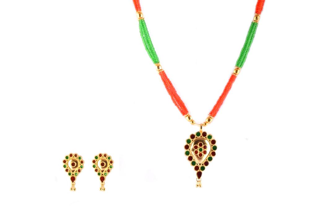 Doogdoogi Assamese traditional Jewellery for Women of all Ages(#231)-gallery-0