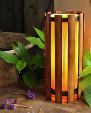 Bamboo Lamp(#238)-gallery-0