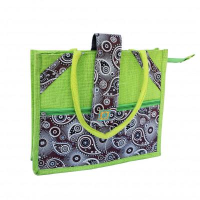 Jute Handbag(#240)-gallery-0
