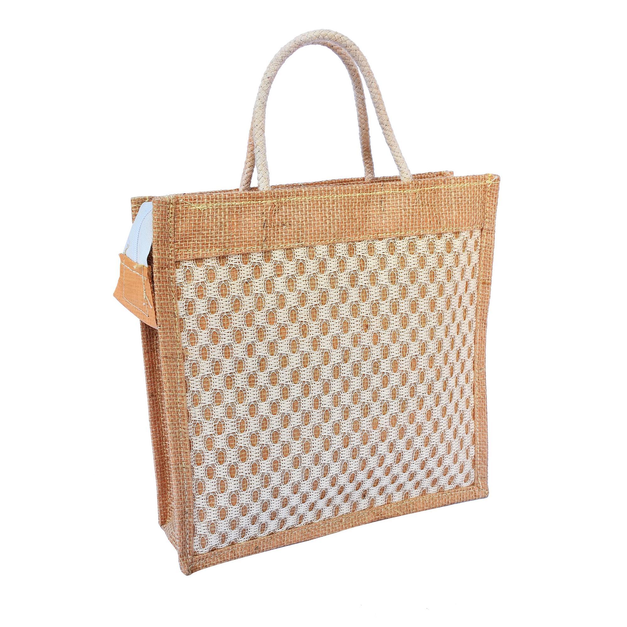 Jute Handbag(#241)-gallery-0