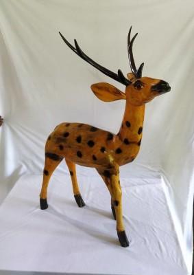 Wooden Deer(#2416)-gallery-0