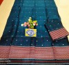 Assamese Mekhela Chadar Pure Nuni MN29 Style 14(#2424) - Getkraft.com