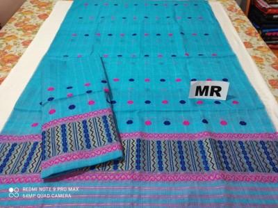 Assamese Mekhela Chadar Nuni Cotton MN29 Style 13(#2434)-gallery-0