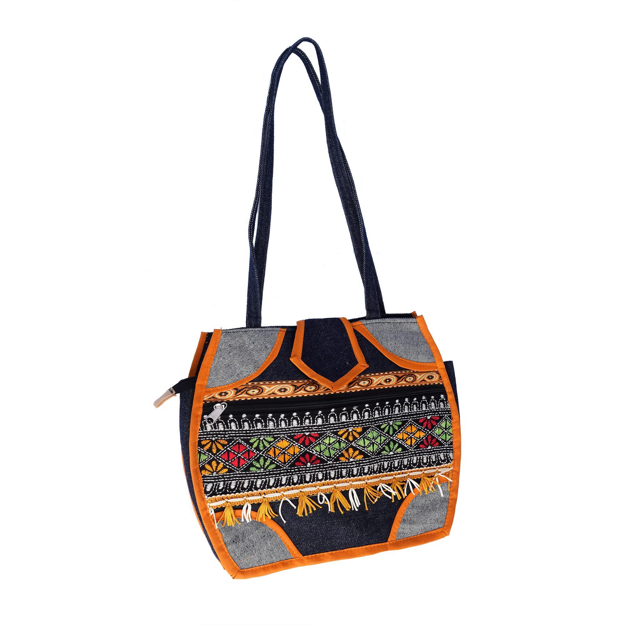Jute Handbag(#244)-gallery-0