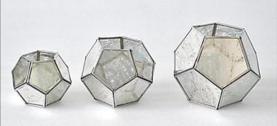 Stainless Steel Lantern(#2449)-gallery-0