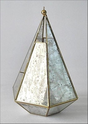 Stainless steel Lantern(#2458)-gallery-0