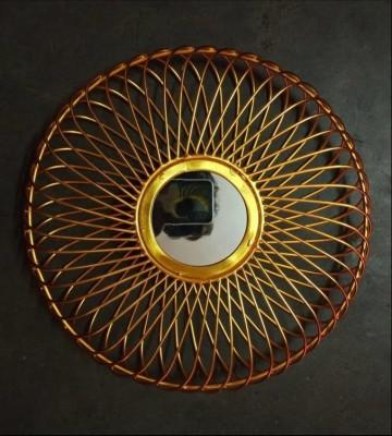 Round Decorative Mirror(#2461)-gallery-0