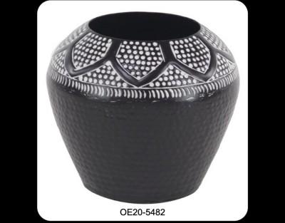 Metallic Decor Vase(#2469)-gallery-0