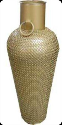 Metallic Decor Vase(#2481)-gallery-0