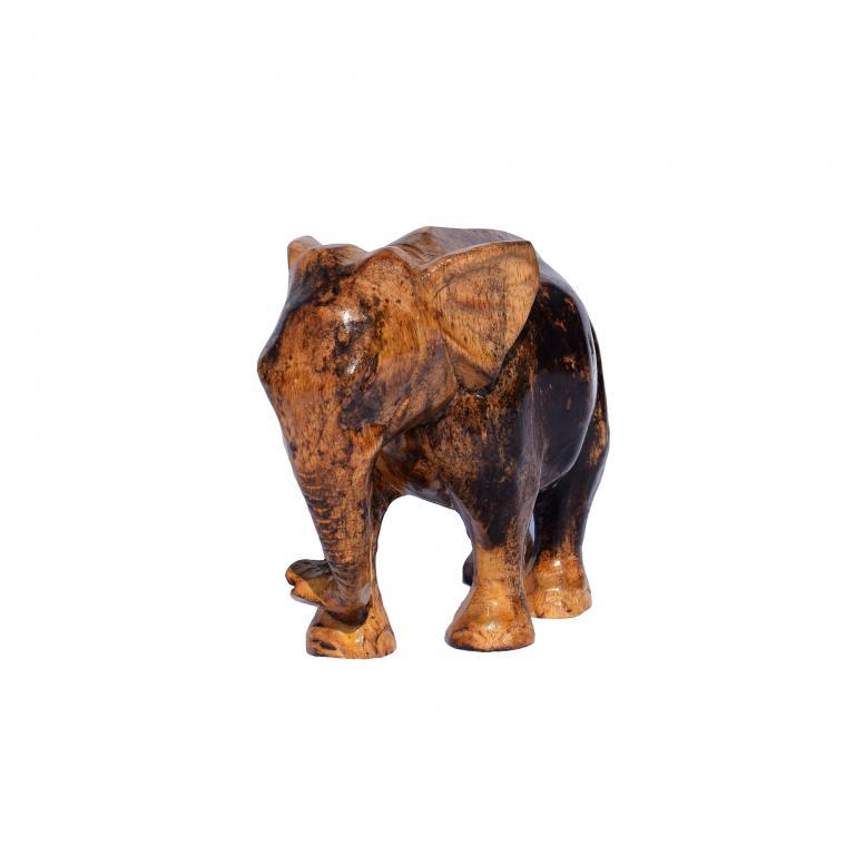 Wooden Elephant(#251)-gallery-1