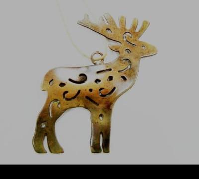 Christmas Tree Pendant(#2515)-gallery-0