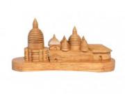 Wooden Kamakhya Temple(#254) - Getkraft.com