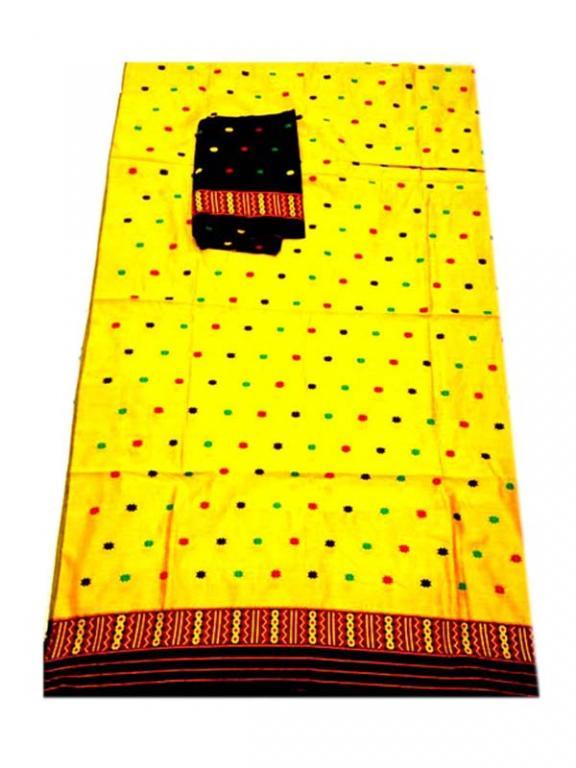 Assamese Mekhela Chador(#282)-gallery-0