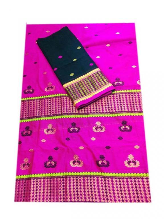 Assamese Mekhela Chador(#307)-gallery-1