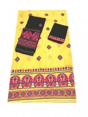 Assamese Mekhela Chador(#316)-gallery-0