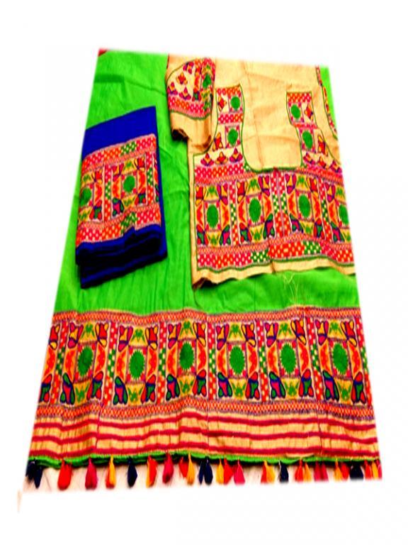 Assamese Mekhela Chador(#318)-gallery-1