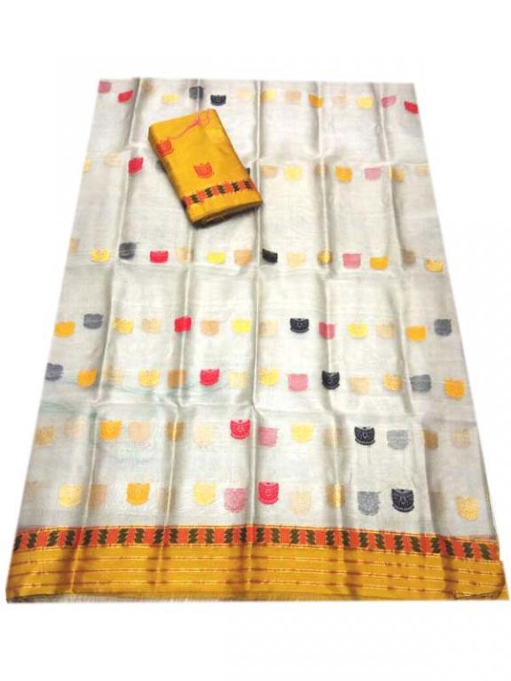 Assamese Mekhela Chador(#327)-gallery-1