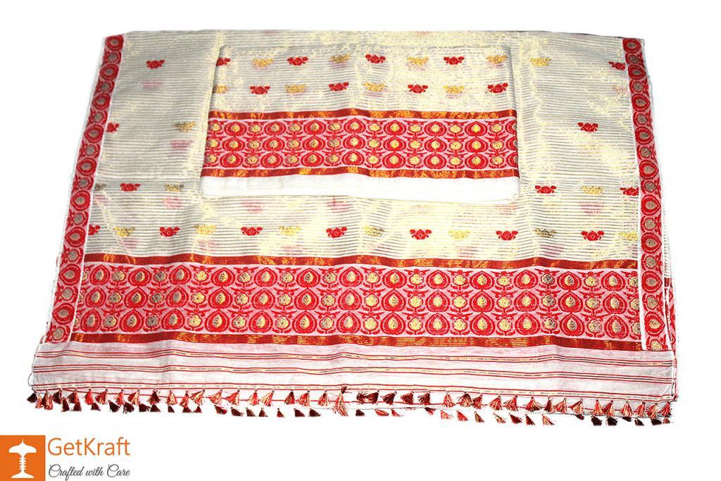 Assamese Mekhela Chador(#356)-gallery-1