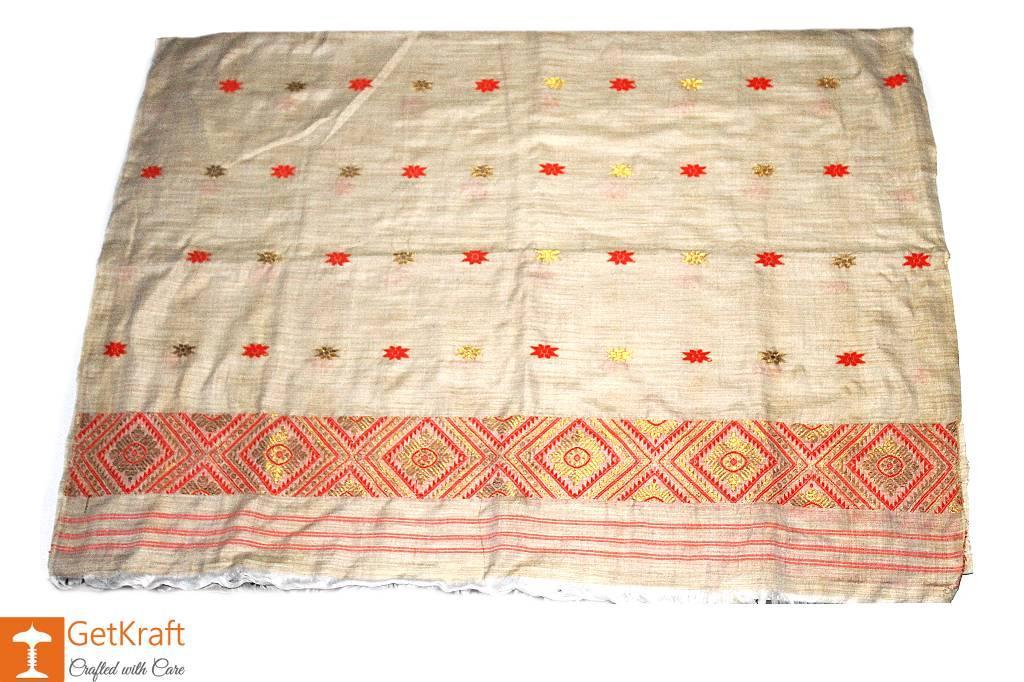 Assamese Mekhela Chador(#357)-gallery-0