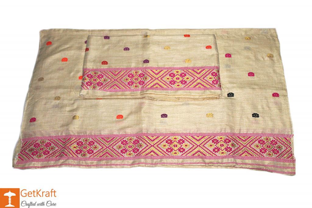 Assamese Mekhela Chador(#358)-gallery-1