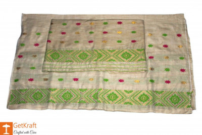Assamese Mekhela Chador(#359)-gallery-0