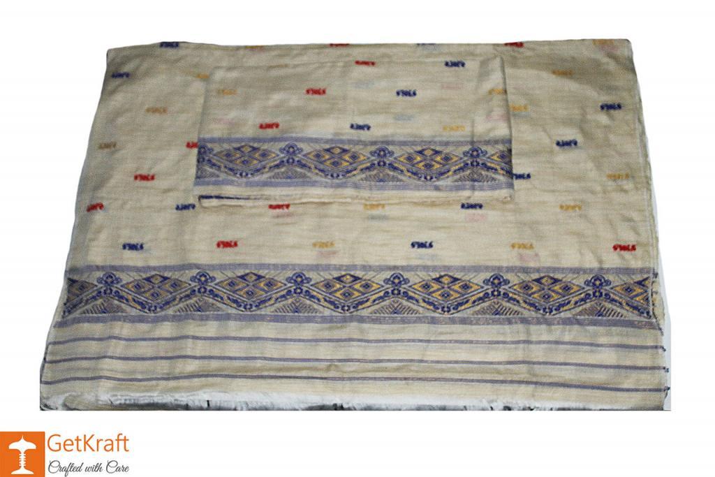 Assamese Mekhela Chador(#360)-gallery-1
