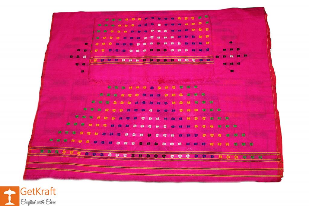 Assamese Mekhela Chador(#362)-gallery-1